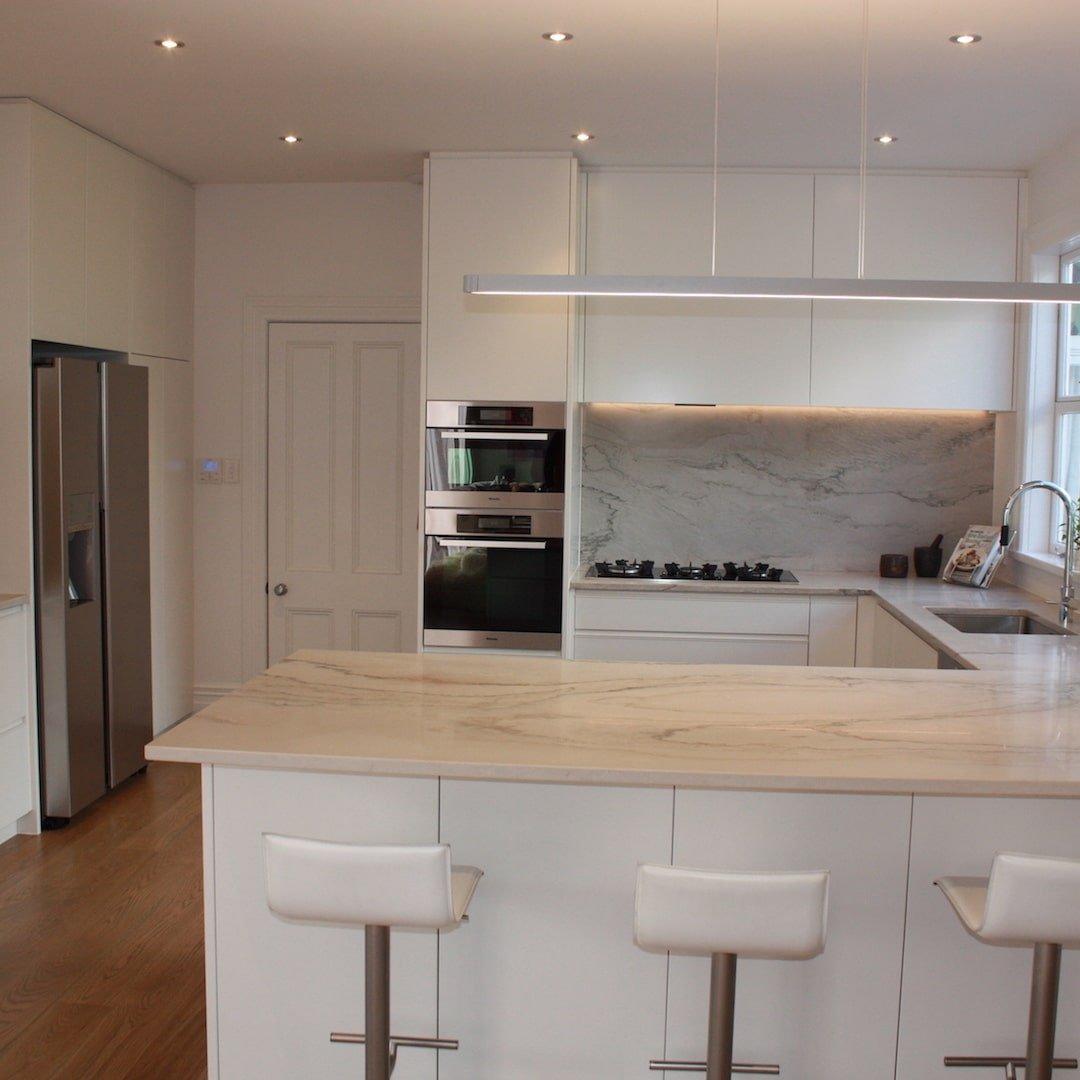 Design, Custom, Kitchens, Laundries