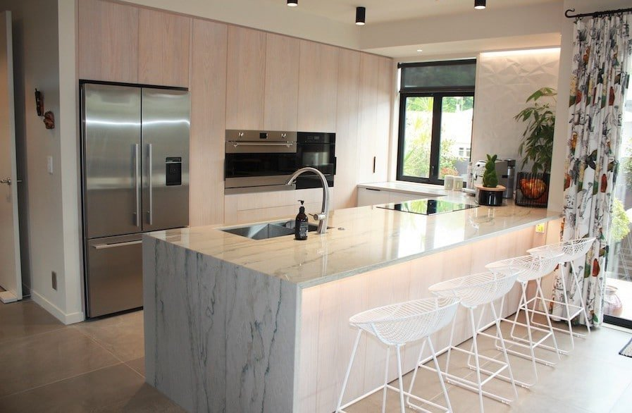 Modern Kitchen Renovation | Kitchen Auckland, New Zealand